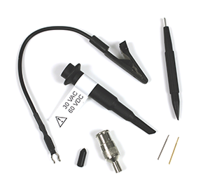 2.5 mm oscilloscope probe standard accessory kit