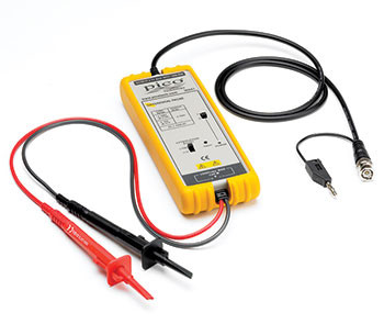 high voltage active differential oscilloscope probe