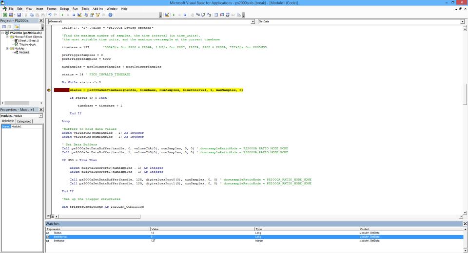 Oscilloscope SDK for MATLAB, LabVIEW, C# etc