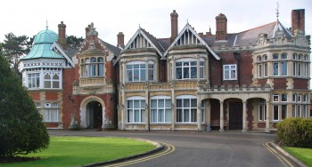 Bletchley Park, home of Colossus, the worlds first computer.