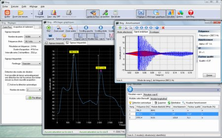 Beam Identification by Nondestructive Grading software and a PicoScope