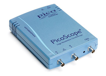 16 bit oscilloscope