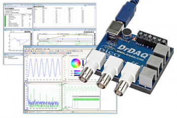DrDAQ data logger and oscilloscope