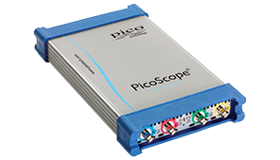 PicoScope 6000 Series deep memory oscilloscopes