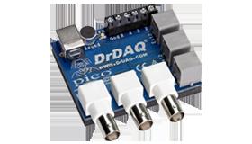 DrDAQ Data Logger / oscilloscope / signal generator