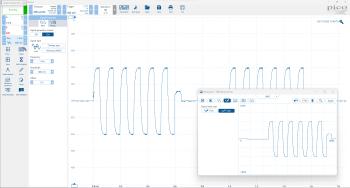 Arbitary Waveform Generator AWG UI